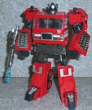 Transformers Henkei INFERNO Complete Classics C-15 Voyager