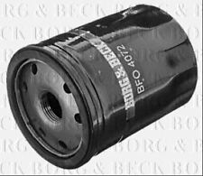 BORG & BECK OIL FILTER FOR FIAT UNO HATCHBACK 1.1 42KW