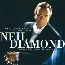 NEIL DIAMOND - THE MOVIE ALBUM: AS TIME GOES BY 2CD SET (2014)