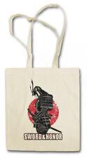 SWORD & HONOR STOFFTASCHE Ninja Japan Warrior Schwert Samurai Dakana Rüstung