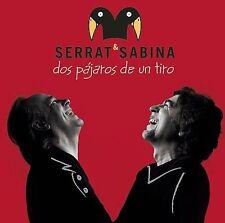Dos Pajaros de un Tiro by Joan Manuel Serrat (Singer/Songwriter) (CD)