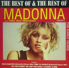 Madonna(CD Album)Volume 2: The Best Of & Rest Of-Action Replay-CDAR 1033-UK-New