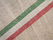 Bolt of Antique Homespun Linen 2.5 YARDS fabric ~ lovely for Christmas WASHED