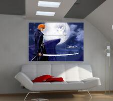 "Bleach Manga Anime Giant Wall Poster Big Art Print 39""x57""a530"