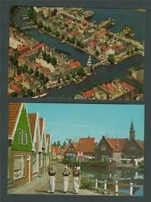HOLLAND.   Volendam Amsterdam   unused  postcards.  ab43