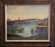 American listed artist Charles Stepule (1911-2006)