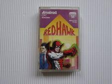 ✩ Anstrad CPC Schneider 464 664 6128 Spiel Kassette ✩ Red Hawk ✩NEU&OVP✩