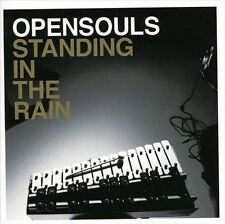 OPENSOULS Standing In The Rain CD Jakarta Records