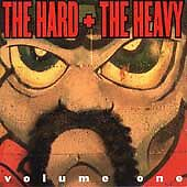 The Hard + the Heavy, Vol. 1 by Various Artists (CD, Nov-1999, 2 Discs, Rhino (L