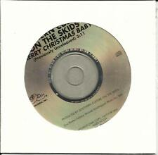 SOUTHERN CULTURE ON THE SKIDS Merry Christmas baby UNRELEASED PROMO CD Single