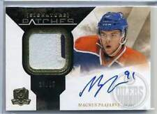 2010-11 The Cup Magnus Paajarvi Signature Patches Autograph 39/75 (Box DP)