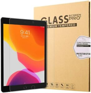 """Tempered Glass HD Screen Protector for Apple iPad 10.2"""" 2020 PRO MINI AIR 9.7"""""""