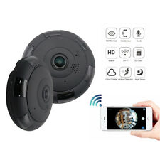 360 Degree 1080P Mini Smart WIFI Panoramic IP Wireless Home Security Camera HD