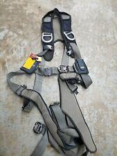 DBI SALA Exofit  XL  Safety Harness w/ Trauma Strap Construction