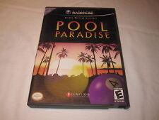 Pool Paradise (Nintendo GameCube) Game Complete Nr Mint!
