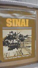 1973 Sinai Arab-Israeli Wars 56, 67, 73 Historical Complete Unpunched War Game