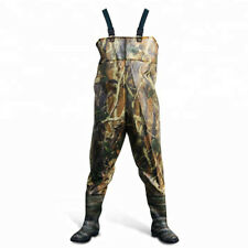 Camouflage Waterproof Waders for Fishing Leisure Water Gardening or Agriculture