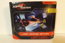 New Spin Master Spy Gear Lazer Defense System Invisible Beam Intruder Alarm BNIB