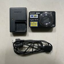 Sony Cybershot Digital Camera DSC-W170 Super Steady Shot 10.1Mp 5x Optical Zoom