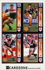 1994 Dynamic Rugby League Series 1 Gold Card G4 Mark Coyne St George Dragons