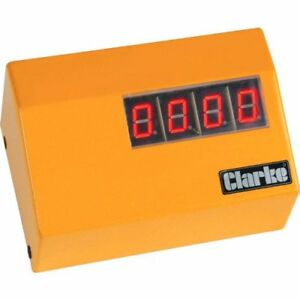 Clarke Digital Spindle Speed Display -For CL300M Lathe  (Ref: 7610812)