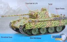 DRAGON ARMOUR 1/72 WW II German  Panther G w/ Steel Road Wheels Tank # 60548 NIB