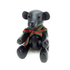 Gucci Piggy bank Black Woman Authentic Used Y3187