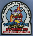 JACKSONVILLE FIRE DEPARTMENT FLORIDA STATION 35 COMPANY PATCH
