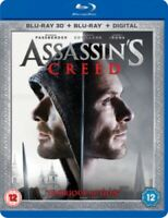 Assassin's Creed 3D BLU RAY *NEW & SEALED*