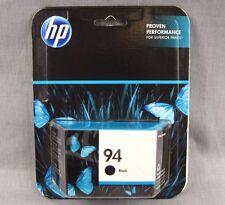 HP 94 Black Original Ink Cartridge (C8765WN) NEW Sealed Expired 5/2015