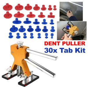 Dent Puller Removal Car Body Paintless Hail Repair Lifter Kit Tools 30X Tab AU
