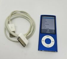 Apple Ipod Nano 5th Generation 8gb Blue Bundle