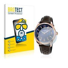 2x Frédérique Constant Horological Smartwatch Display Schutz Folie Matt