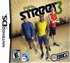 FIFA Street 3 NDS New Nintendo DS
