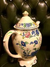 Mason's Coffee Pot REGENCY England Vintage