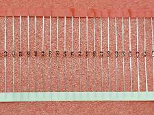 50X NSC 1N4148TA 0.2 A, 100 V, SILICON, SIGNAL DIODE, DO-35