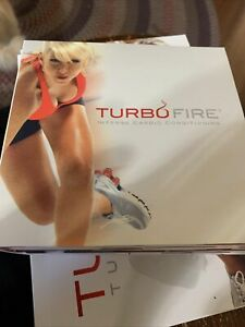 Turbo Fire Intense Cardio Conditioning DVD Set