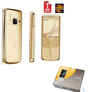 New Condition Nokia 6700 Classic GSM 3G GPS Mobile Phones Unlocked 5MP-*GOLD*