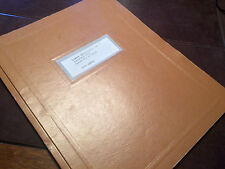 LinAire Com Test Panel Model LT-5 Install Operation Service & Parts Manual