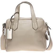 Emporio Armani сумки женские Y3A122YER9E88690 бежевый туман средний мягкая кожа