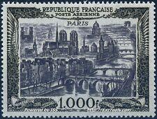 FRANCE POSTE AERIENNE N° 29 NEUF * AVEC CHARNIERE COTE 95€