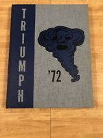 Tri-city Highschool Triumph Year Book 1972