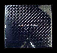 2009 COUPE CORVETTE LS3 - DEALER BOOK BROCHURE - C6 CHEVROLET Z51 - SEALED SET