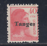 TANGER (1939) NUEVO SIN FIJASELLOS MNH SPAIN - EDIFIL 120 (40 cts) - LOTE 1
