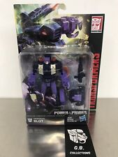 Transformers Power Of The Primes Terrorcon Blot DLX Class New Sealed