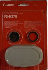 Canon FS-H27U 27mm Filter Set with Neutral Density & Protection Filters, London