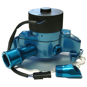 Proform 68220b Water Pump - Electrical Ford S/B Aluminum Electric Water Pu