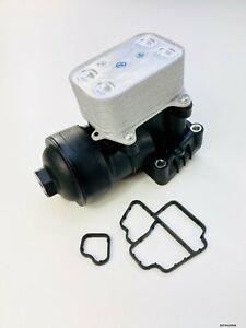 Filtre à Huile Assemblage Pour VW Amarok Boîte MK3 EOS Golf MK6 1.6TD 2.0TD