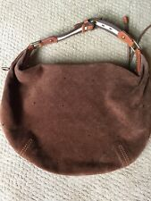 Louis Vuitton Limited Edition Brown Suede Onatah GM Hobo Bag BOHO GORGEOUS HOT!!