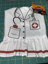 Halloween Pet Costume Small Nurse